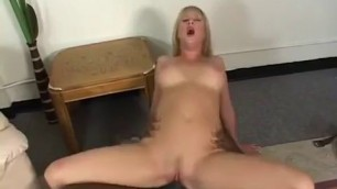 Sultry milf Stormy with amazing big boobs is craving for a black cock
