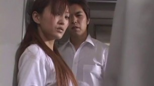 Best Japanese girl Rin Tokiwa in Crazy Blowjob clip