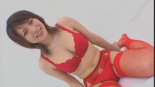 Amazing Japanese slut Yuri Kousaka in Incredible Couple Big Tits Girl scene