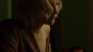 Rooney Mara nude Cate Blanchett sexy lesbian sex scene Carol 2015