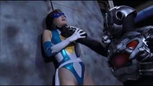 superheroine Japan Superheroine Ray Storm Vermillion Miya 222