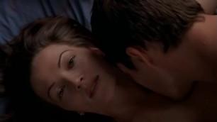 Brandy Ledford nude Kristy Swanson sexy in lesbian sex scene Zebra Lounge 2001