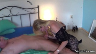 GERMAN AMATEUR COUPLE Made REAL HOMEMADE Sex-Tape