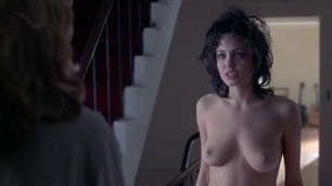 Angelina Jolie nude Elizabeth Mitchell nude in lesbian sex scene Gia 1998
