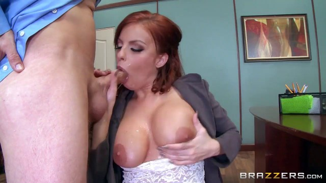 britney amber Hot sex with boss milf