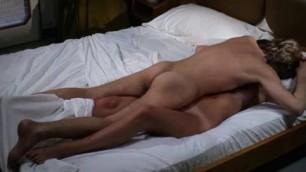 Marisa Mell nude Marina Giordana nude bush in sex scene La belva col mitra 1977