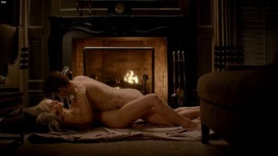 Good-looking Women Carrie Preston sexy, Anna Paquin nude - True Blood s07e07 (2014)