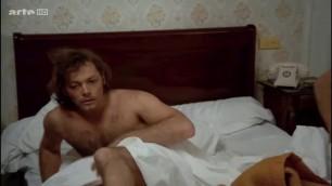Miou-Miou nude, Brigitte Fossey nude, Isabelle Huppert nude, Jeanne Moreau nude is sex scene - Les valseuses (1974)
