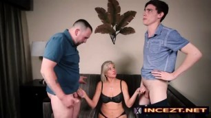 Magnificent Blonde Payton Hall, double penetrated