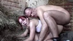 German family that love sex to the extreme granny blowjob
