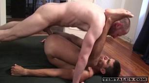 Hot guys Tim And Max Schutler enjoy ass job