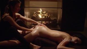 Sweet Girl Malena - Fire Chakra Massage HegreArt