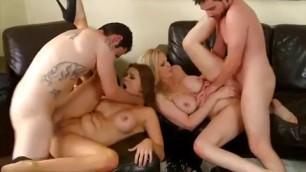 Julia Ann - Busty Milf nude videos group sex