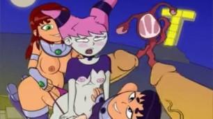Hentai Lesbisch Teen Titans Teen Titans