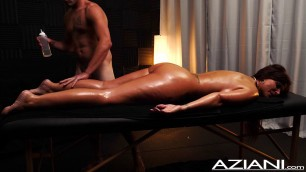 Syren De Mer pussy fucking - Milf Massage With Happy Ending