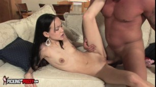 Amai Liu Pink Pussy - A Ride For A Ride