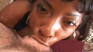 Vanessa Blue - Insatiable Ebony Real Hot