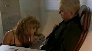 [1 on 1] Gina Lynn perfect tits - Kiss of the Black Widow