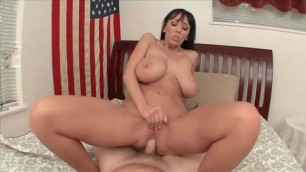 Alia Janine big boobs anal buggered for the first time