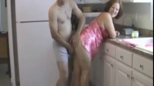 Annabelle Rogers - Mom in Kitchen porn
