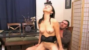 Evelyn Lin Slim Body - first time anal