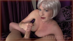 Mistress T - trapped plaything porn videos