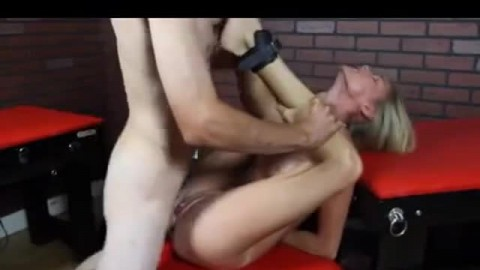 Tied Up And Fucked Sara Luvv Anal