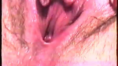 girls wet pussy and cum play