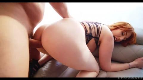 Evilangel Lauren Phillips Anal Orgasm Close Up Pussy