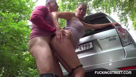 Fuckingstreet Elisa Tiger Czech Tight Pussy Porn