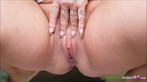 Big Tits German Dana Jayn Fuck and Piss at real Userdate
