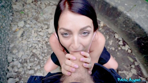 PublicAgent - Hashtag Fuck Me in the Woods — Katy Rose