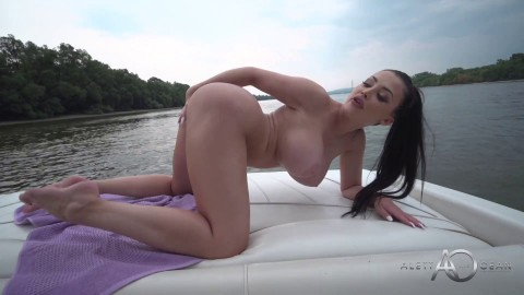 Aletta Ocean Champagne On Board I Want To Suck Tits