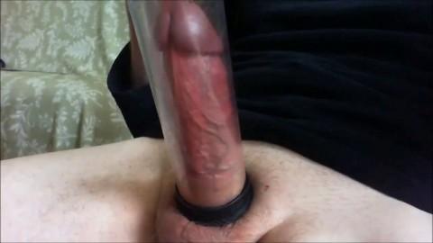 Cumming Inside My Penis Pump Big Booty Sluts