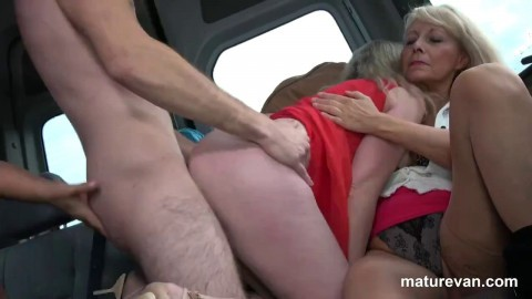 Petra Renate Yvette Koko Blond and Inna – One Guy Fucked By Five Mature Sluts Girls Wants To Fuck