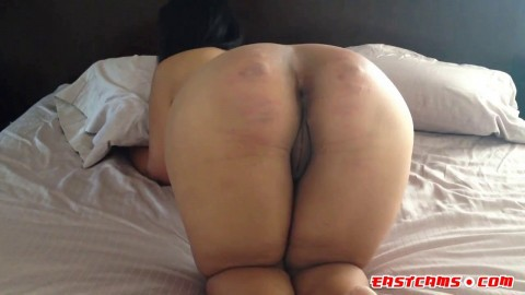 Slut Gets Caning and Anal Pounding