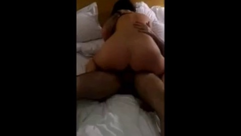 Amateur girl with friend cuckold