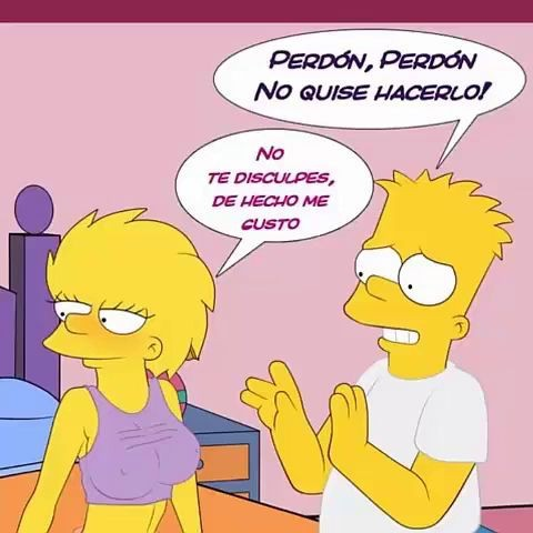 Porn simpsons lisa The Simpsons