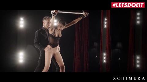 LETSDOEIT - Erotic Bondage Fantasy Sex With Czech Cutie Candice Luca
