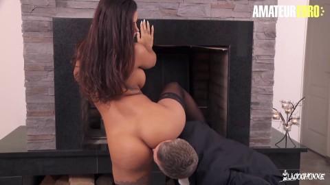 AMATEUR EURO - #Susy Gala - Spanish Hot Pornstar b. Drilled By French Daddy