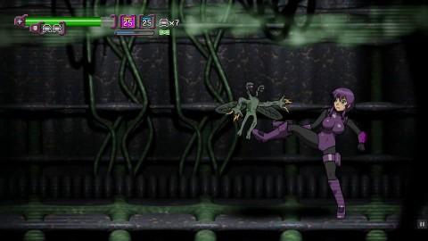 Xenotake [Hentai sex game] Ep.2 Alien bdsm sex trap