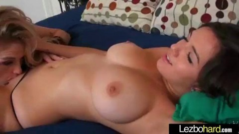 Hot Sex Action On Tape With Amateur Teen Lesbians Girls (Shae Summers & Brianna Oshea) vid-27