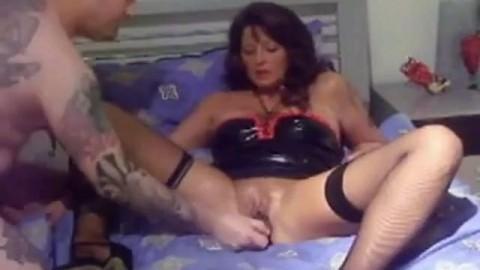 Ältere deutsche Frau Faust Fisting experienc