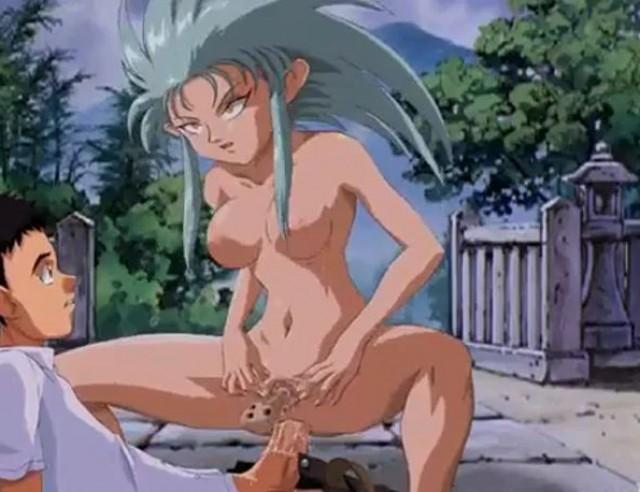 Ryoko tenchi muyo porn