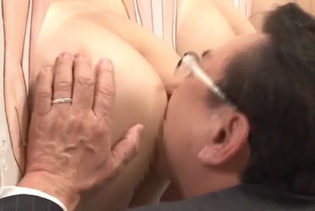 Old man sex dukke the philanthropist 7