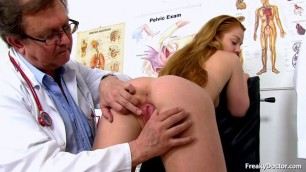 Personal ginger boob exam apologise
