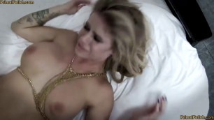 Jessa Rhodes big tits belly punching HD Porn