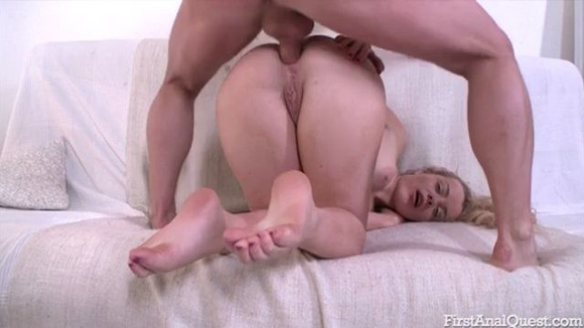 Firstanalquest Julia Blair Likes Cum