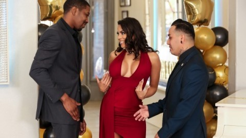 Brazzers - Reunited And Luna Star Looks So Good