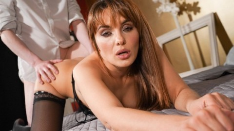 Mom XXX - MILF Dominica Phoenix Creampie From Younger Lover